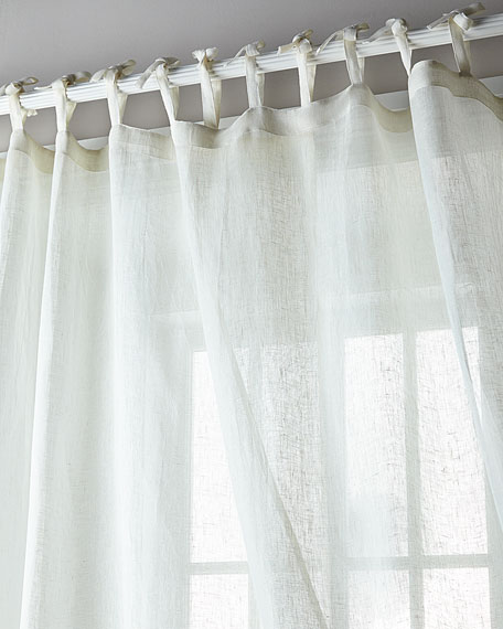 "Each 108""L Savannah Curtain"