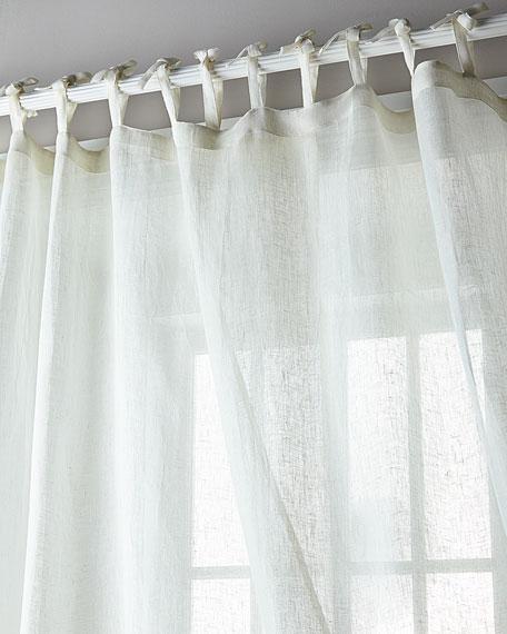 """Each 96""""L Savannah Curtain"""