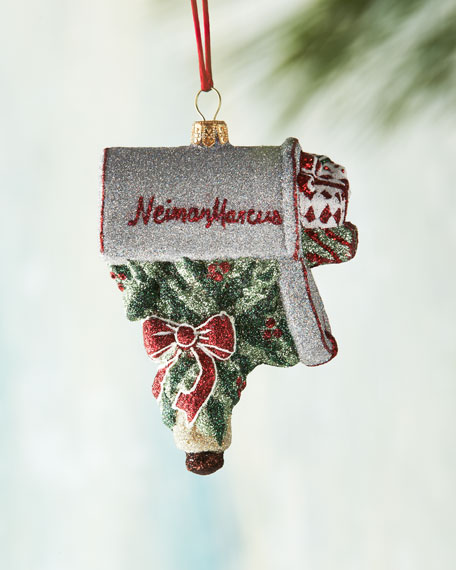 NM Hometown Delivery Christmas Ornament