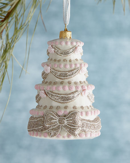 Congrats & Best Wishes Christmas Ornament