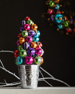Multi-Ball Tree Display