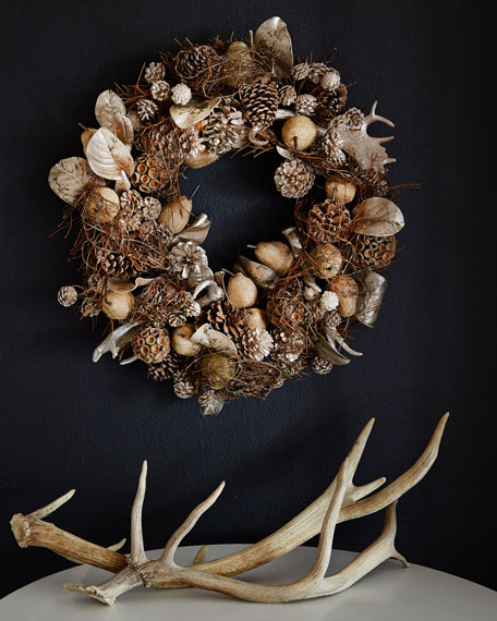 "32"" Natural Wreath"