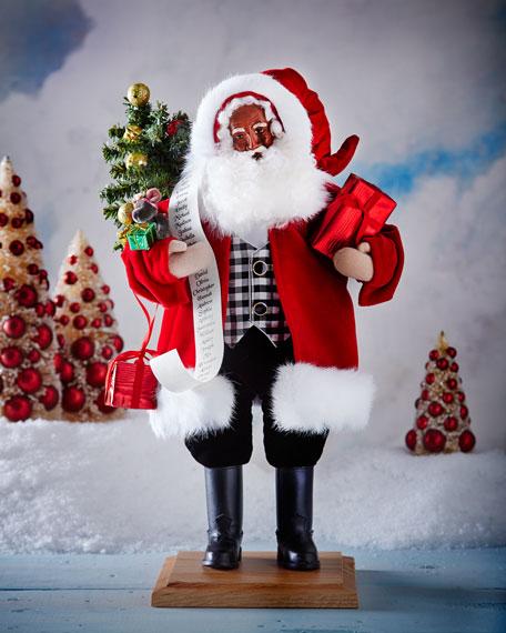 Sharing the Gifts Santa