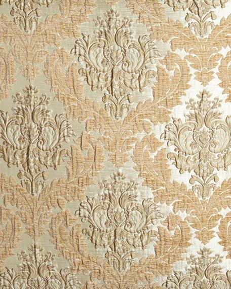 "Florentine Brocade Fabric, 3 yards x 54""W"