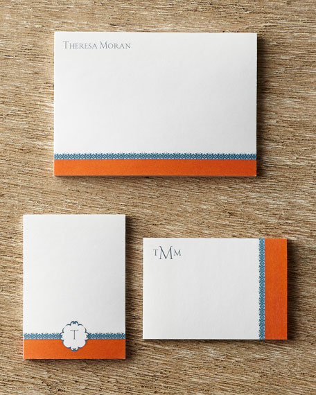 Personalized Post It Notepad Set