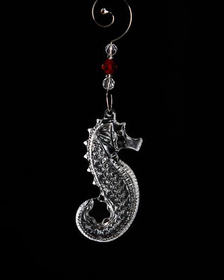 Annual Seahorse Christmas Ornament