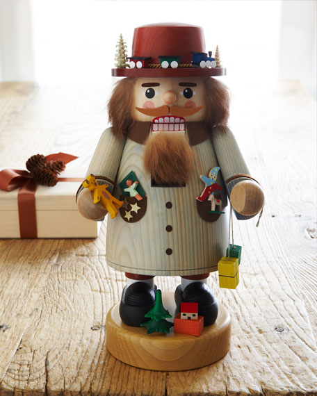 Toy Seller Nutcracker