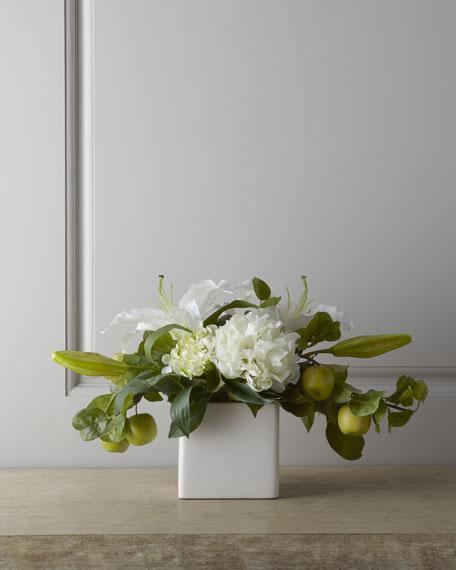 Endless Elegance Faux Floral Arrangement