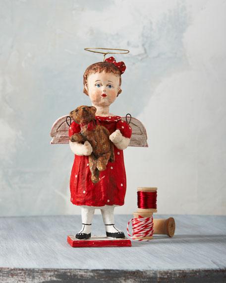 A Teddy Bear Surprise Figure