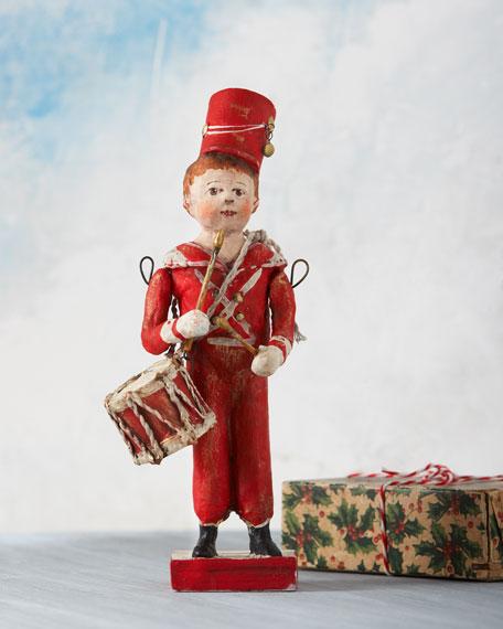 Little Drummer Boy Figure