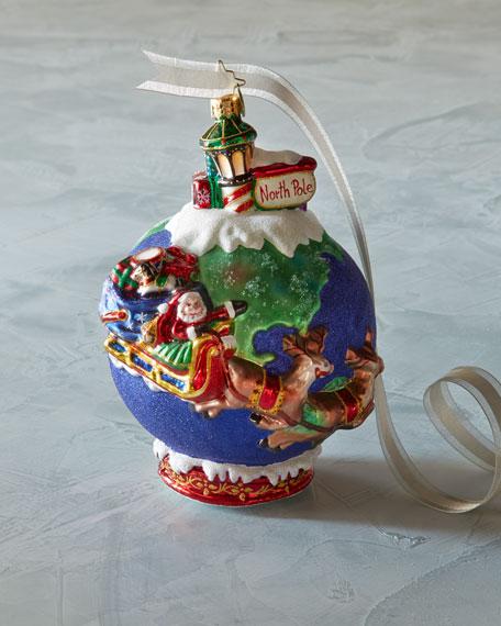 Midnight Trip Christmas Ornament