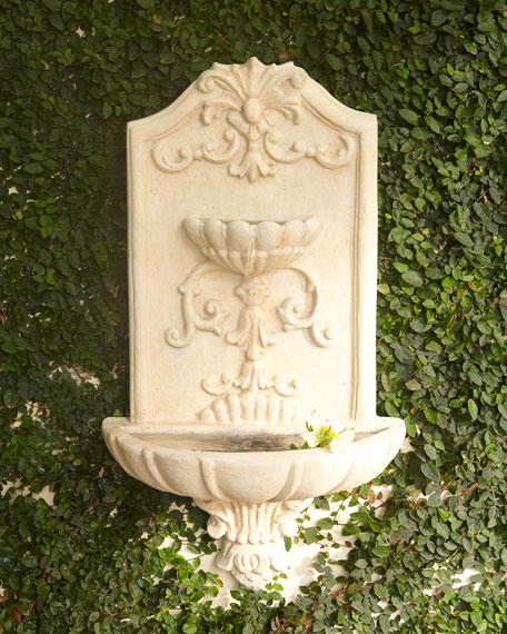 Tuscana Wall Fountain