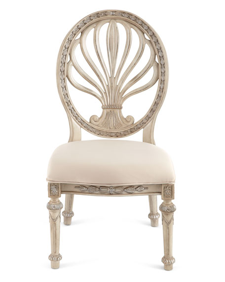 Two Castalia Side Chairs