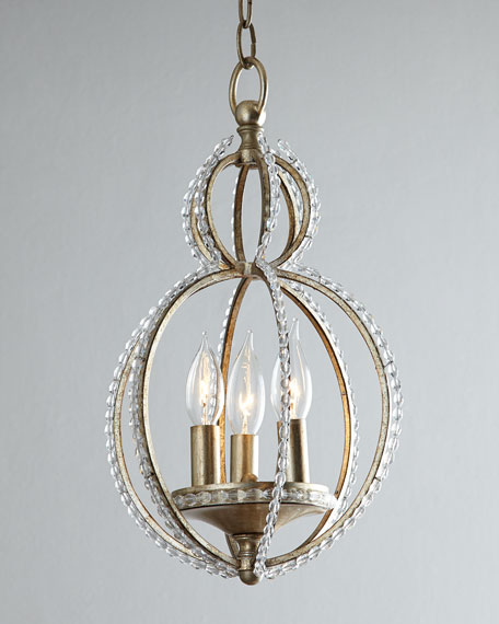 Convertible Pendant Light Fixture