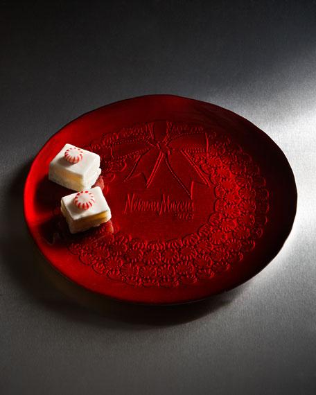 2013 Annual Glass Platter