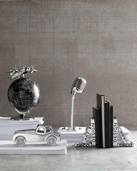 Vintage-Style Microphone