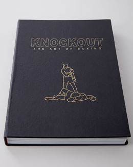 "Graphic Image ""Knockout: The Art of Boxing"" Book"