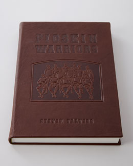 "Graphic Image ""Pigskin Warriors"" Book"