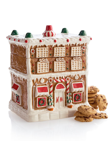 NM Store Cookie Jar