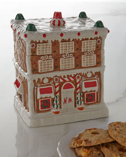 NM EXCLUSIVE NM Store Cookie Jar