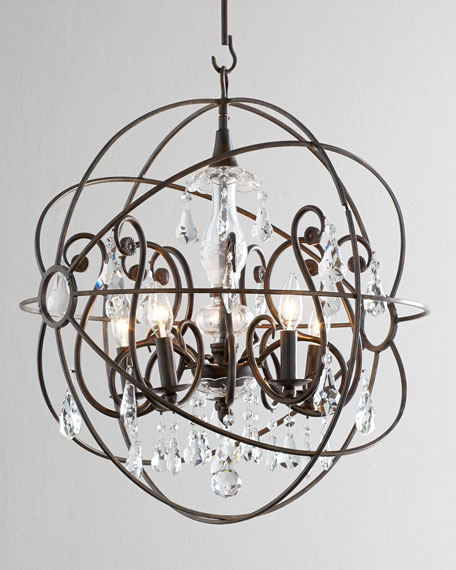 Solaris 5-Light Chandelier