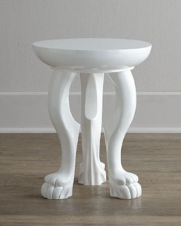 Arteriors Bastrop Side Table