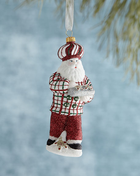 Best Chef in Town Christmas Ornament