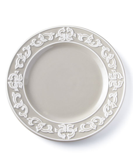 12-Piece Medallion Dinnerware Service  sc 1 st  Horchow & NM EXCLUSIVE 12-Piece Medallion Dinnerware Service