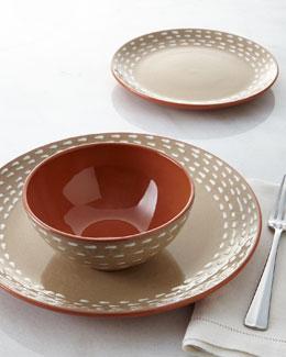 12-Piece Erizo de Mar Dinnerware Service