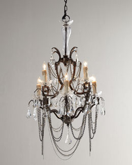 Regina-Andrew Design Iron Butterfly Chandelier