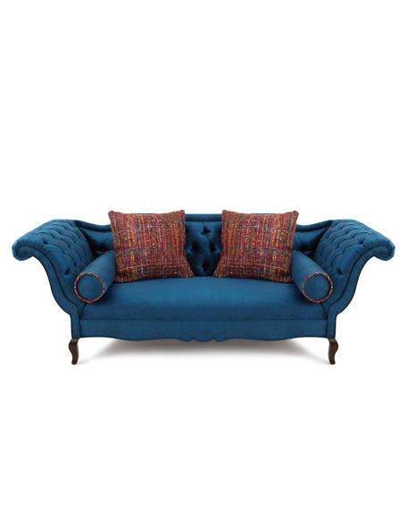Orion Chippendale Sofa