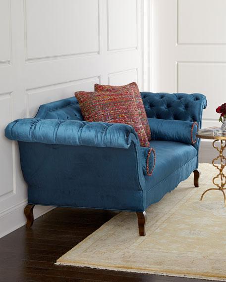 Haute House Orion Chippendale Sofa