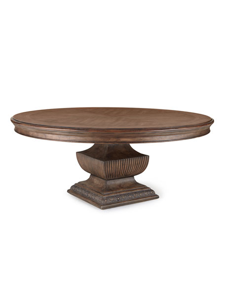 "Donabella 72"" Round Dining Table"