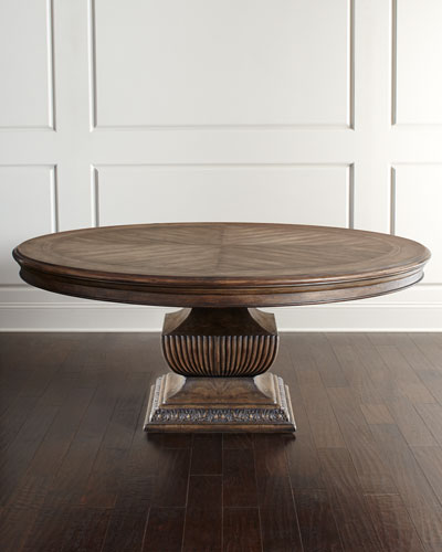 Donabella 72 Round Dining Table