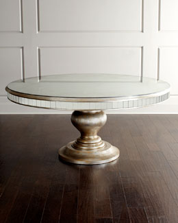 John-Richard Collection Lisandra Round Dining Table