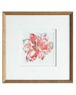 Dramatic Bloom Giclee