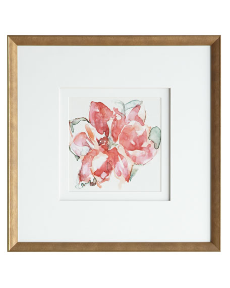 """Dramatic Bloom"" Giclee on Paper Wall Art"