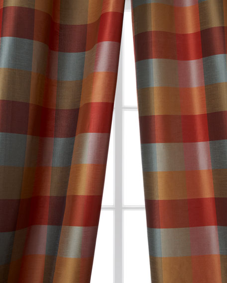 """Each 96""""L Avalon Curtain"""