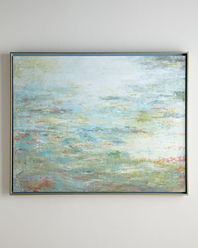 Living Water Giclee on Canvas Wall Art