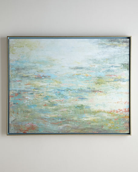 """Living Water"" Giclee on Canvas Wall Art"