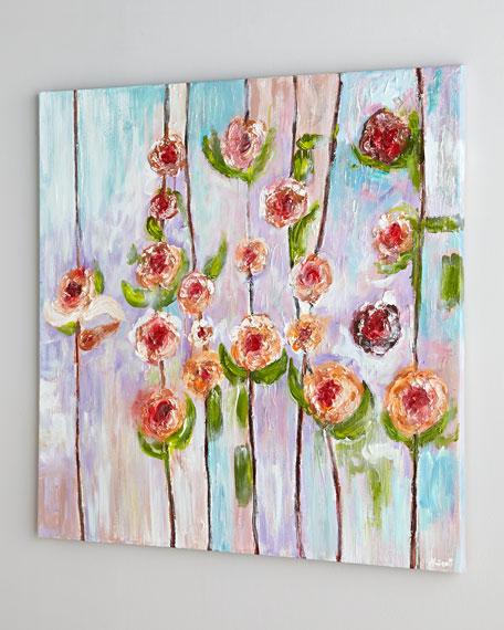Rosie Acrylic Painting