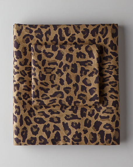 King Kenya 300 Thread Count Fitted Sheet