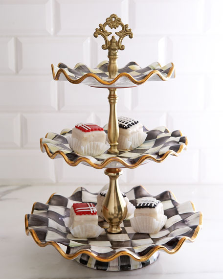 Courtly Check Tiered Server