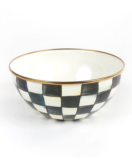 Courtly Check Small Everyday Bowl
