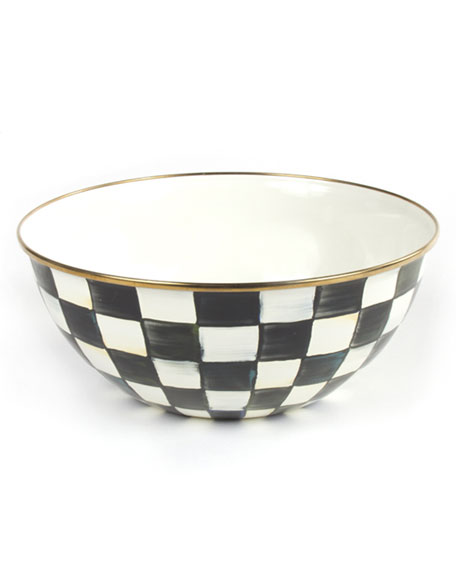 Courtly Check Large Everyday Bowl