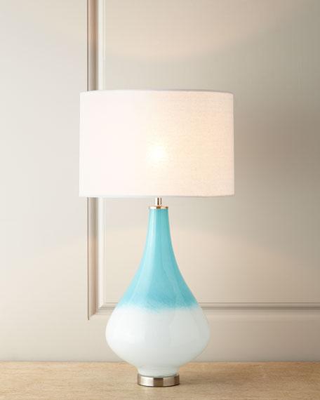 Aqua Lido Lamp
