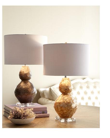 Ariel Double-Gourd Lamp