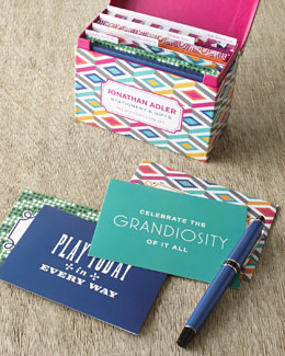 Jonathan Adler All-Occasion Notecard Set