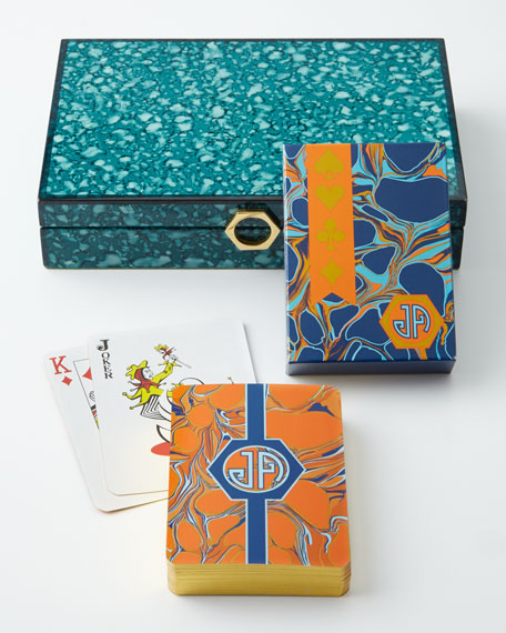 Toulouse Playing Card Set