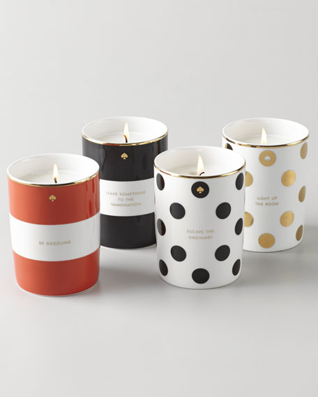 Porcelain Candle